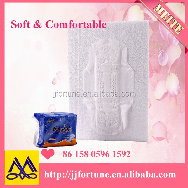 OEM brand disposable girl sanitary napkins/ Disposable sanitary pads