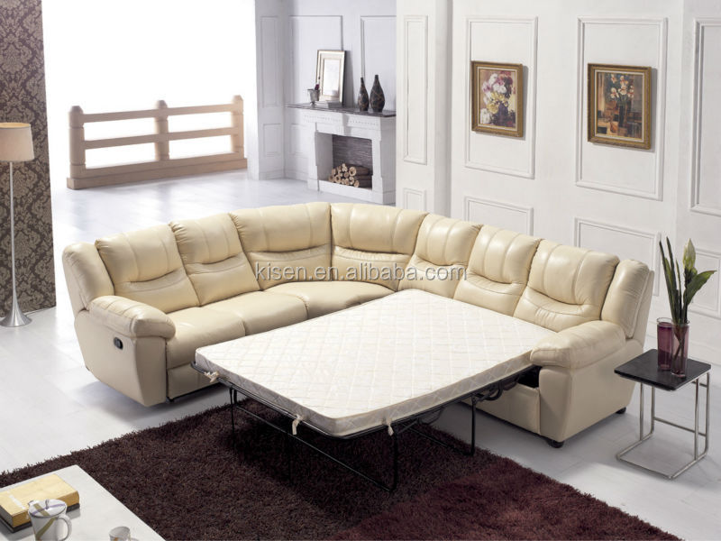 Modern sectional recliner hide a bed sofa : sectional couch with hide a bed - Sectionals, Sofas & Couches