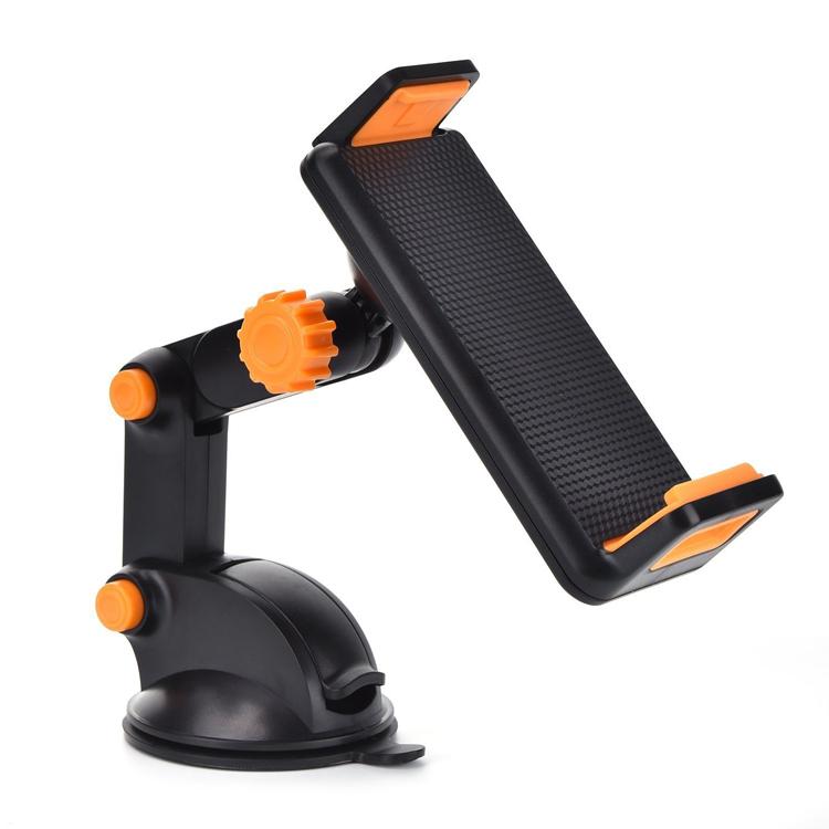 Universal Car Adjustable Windshield Suction Cup 360 Long Tablet Mount Holder