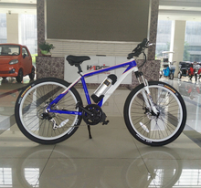 popular and cheap electric mountian bike with aluminium alloy frame 350W 36V