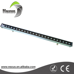 Building decoration 0.5m outdoor ip65 waterproof rgb 12w dmx led wall washer