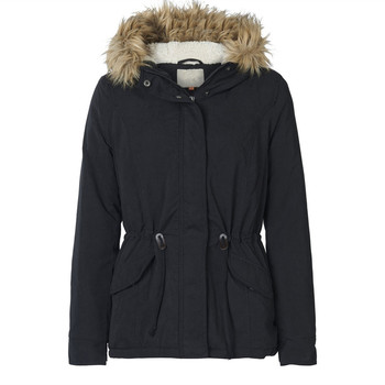 Wholesale Stylish Warm Ladies Winter Short Parka Coat With Padding ...