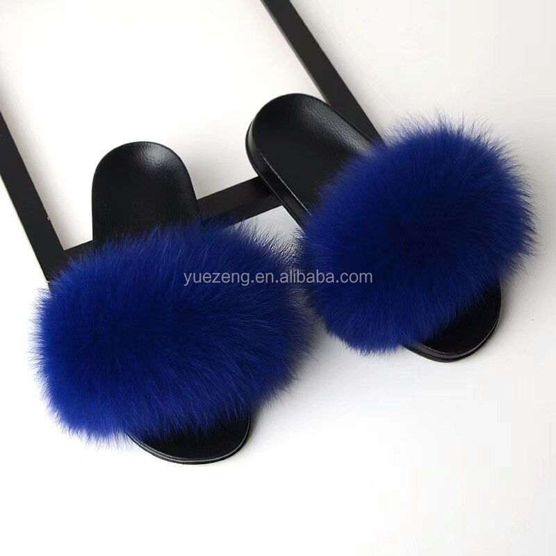 d5f7f1e035b7a Furry Sandals Faux Fur Slide Sandals Custom Women Fashion Fur Slides - Buy  Furry Sandals,Faux Fur Slide Sandals,Custom Women Fashion Fur Slides ...
