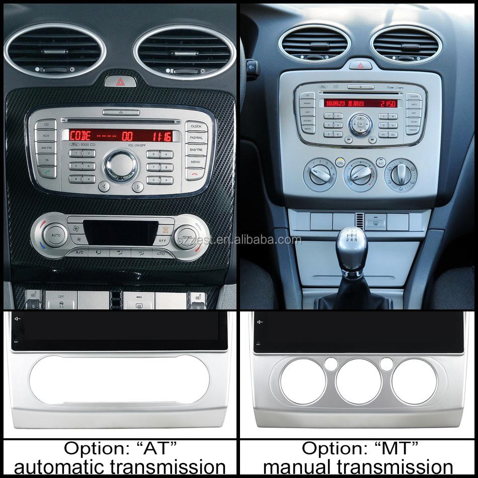 ford focus 2011 audio manual