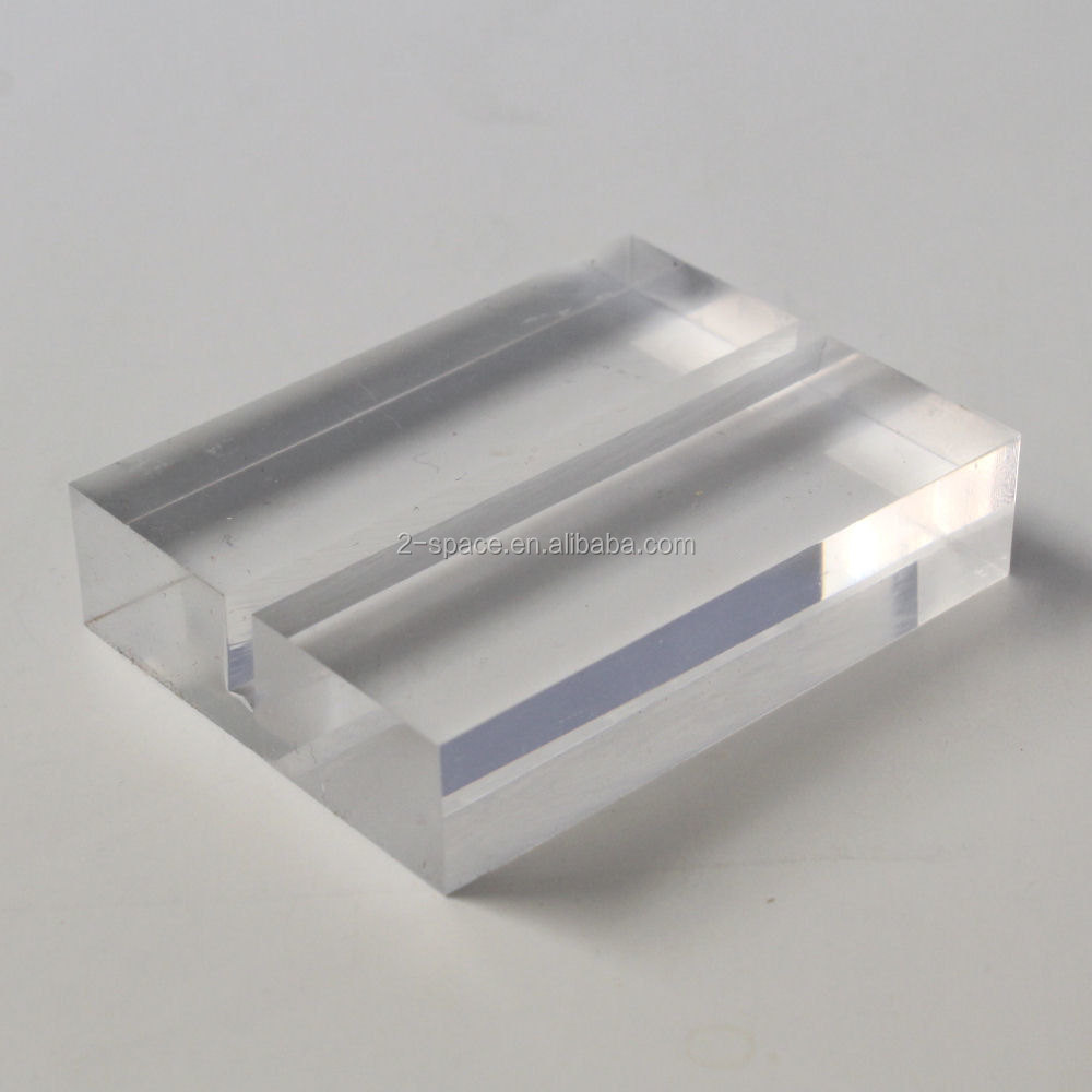 Clear Plastic Acrylic Business Card Holder, Clear Plastic Acrylic ...