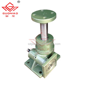 High precision electric spiral hand wheel screw jack(rn-5t)