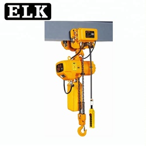 MAIN PRODUCT!! Top Quality mode 3ton elevator electrical chain hoist from manufacturer