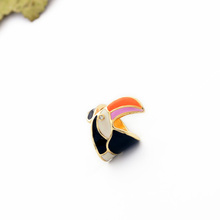 Jz00125 New Style!!!Women men children Cute wholesale Parrot Ring