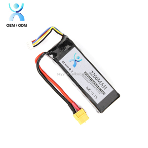 High performance li-polymer 3s 11.1v 2200mah 30c lipo RC helicopter,car