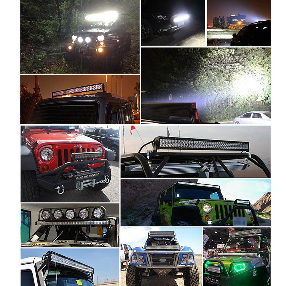 10v-30v 4 Inch Offroad Led Light Bar 18w Cree Cheap Price From ...