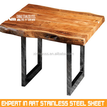 China Supplier Stainless Steel U Shaped Metal Table Legs Buy U - Stainless steel table legs suppliers