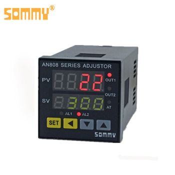 AN808P Series Digital Programmable Ramp Soak PID Temperature Controller