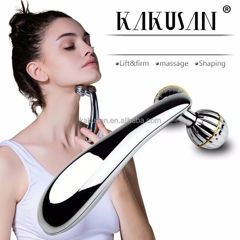 2016 newest beauty tools solar energy body massager