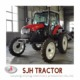 Big 2wd High Ground Clearance Tractor With Strong Engine