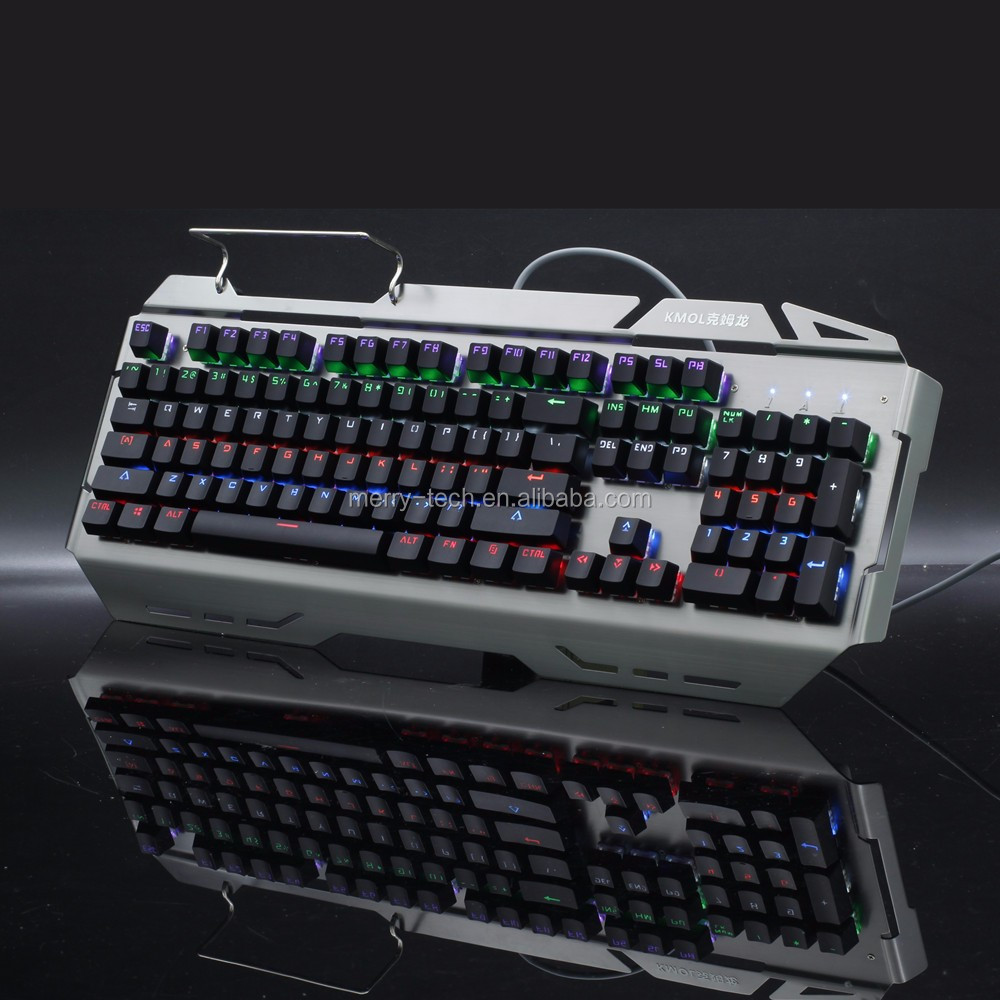 The latest RGB glow professional player of the game keyboard multimedia keyboards