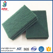 Wholesales 96# nylon scouring pad household cleaning scouring pad