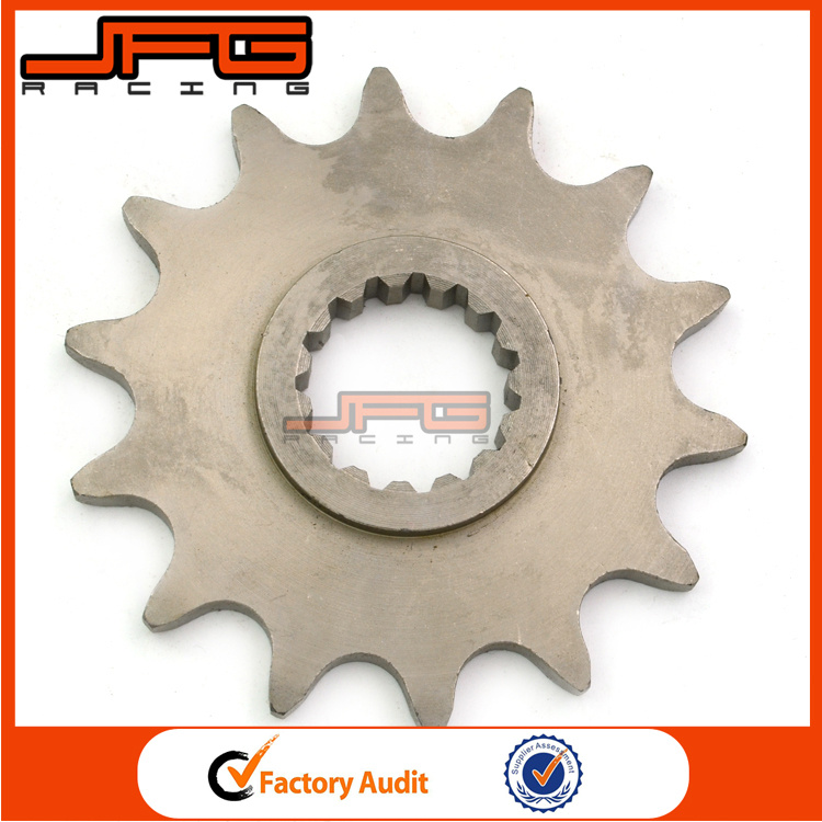 14T Front Engine Sprocket 520 Chain For ATV KTM 450 525 505 SX Polaris Outlaw