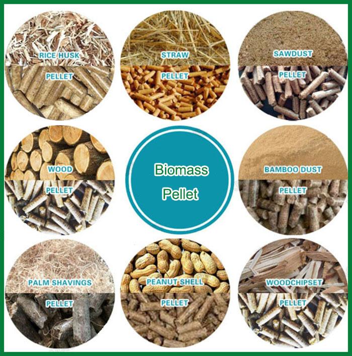 Importer Of Rice Husk Ash/sawdust Pellet Machine With Crop ...