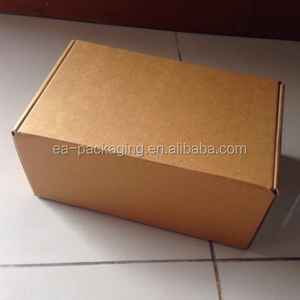 High quality paper cardboard box for shoes packaging with custom design