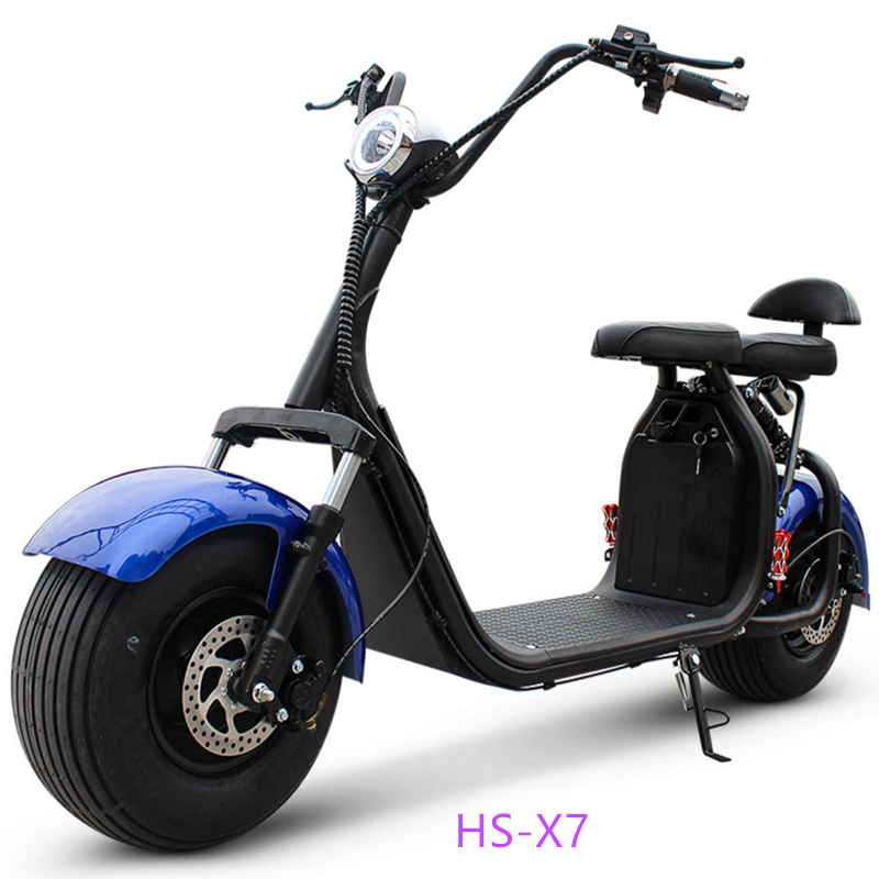60V 12ah or 20ah <strong>City</strong> coco electric scooter 1000w 2000w