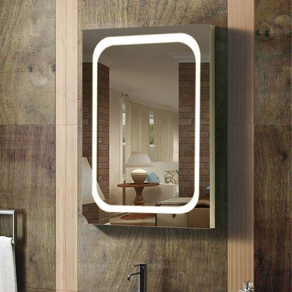 Argos Bathroom Mirror With Light