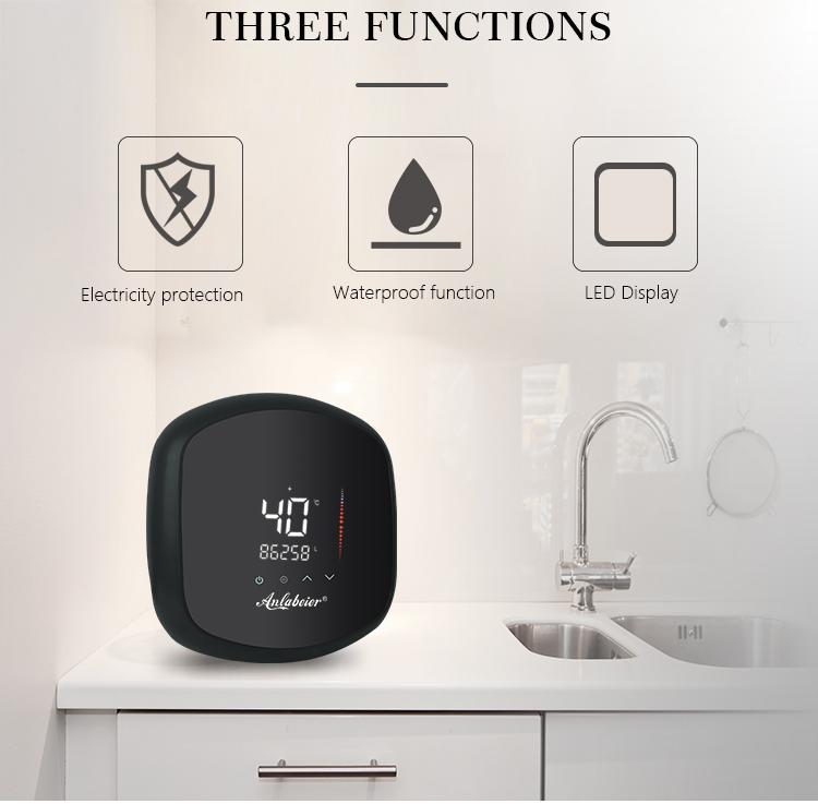 3000 Вт Ванная комната Электрический Проточный портативный водонагреватель для K30_03.jpg