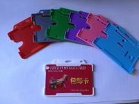 Manufacturer Supplier vertical credit card holder of CE Standard