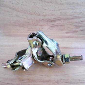 drop scaffolding pressed swivel coupler/scaffolding coupler/fastener/clamps