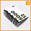 Large Quantities Poduce Glossy Lamination Catalogue Book Printing