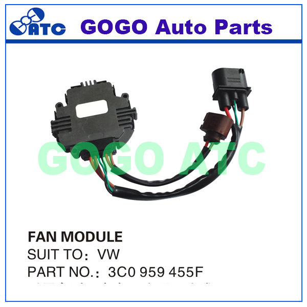 Auto Radiator Fan Module For Vw Oem 3c0 959 455f 3c0959455f - Buy Radiator  Fan Control Module,3c0 959 455f,3c0959455f Product on Alibaba com