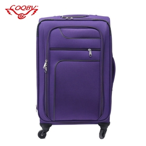 COQBV 2017 hot sale elegance new design luggage