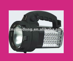 2 in 1 LED rechargeable spotlight with H3 BULB