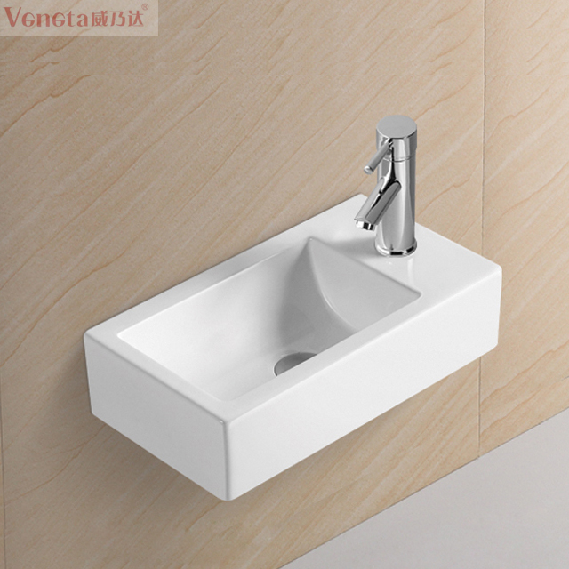 Public Bathroom Sink public bathroom wall mounted hand wash porcelain child size sink