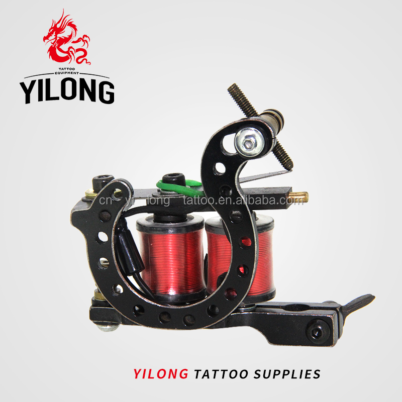 2018 Yilong Tattoo Pure Copper Tattoo Machines