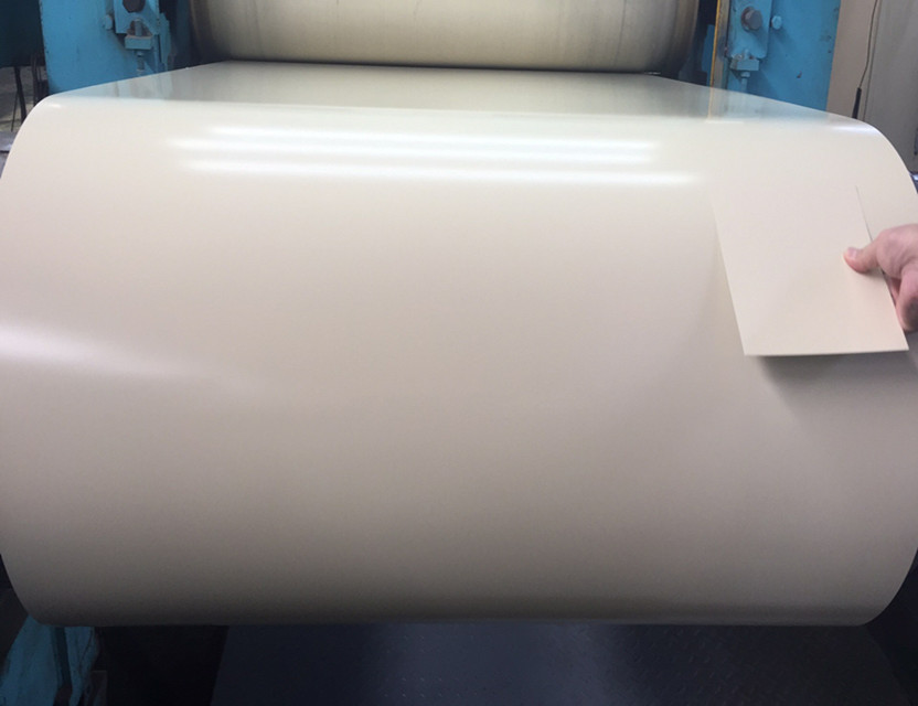 Cold rolled high quality galvanized steel sheet/single color prepainted steel