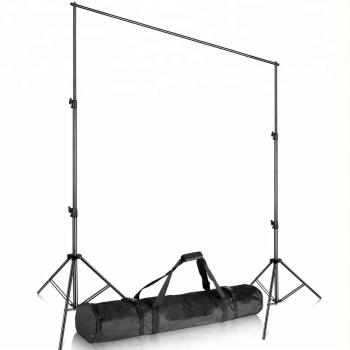 10x12 feet 3x3.6 Heavy Duty Adjustable Backdrop Support System Photography Studio Video Stand with Carrying Bag