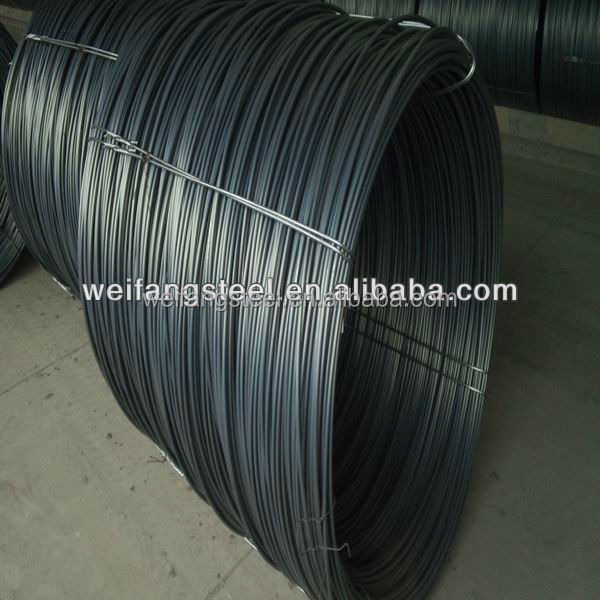 Tyre and Rubber Hose Reiforcement wire rod steel wire rod for hose reinforcement wire