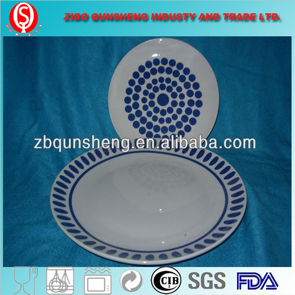 ceramic dinnerware set with beautiful design