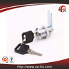 HS102 top quality zinc alloy die-cast housing and cylinder cam lock metal machine cabinet door locks