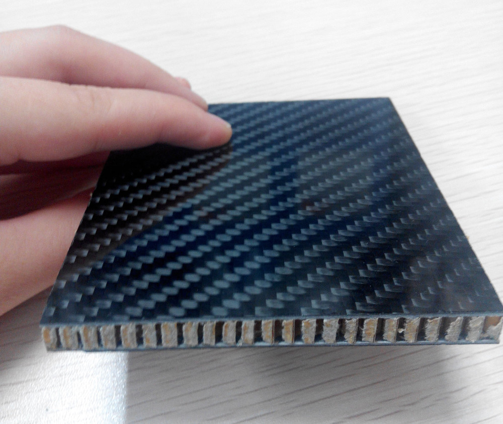 carbon fiber honeycomb panel