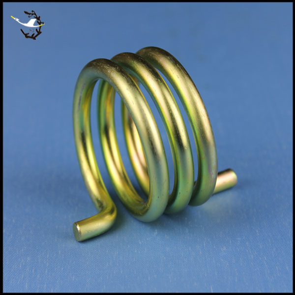Custom high coil torsion precision spring