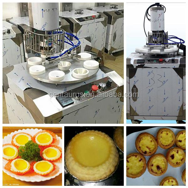 Factory price Automatic cookies /egg tart skin forming machine with good quality