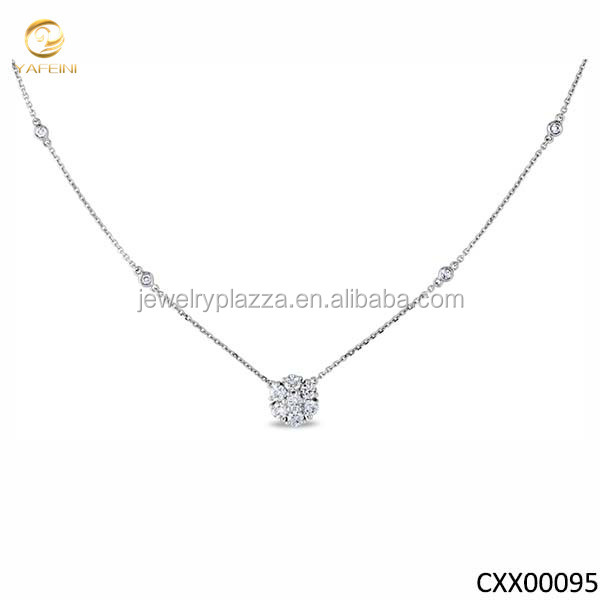 9f76f2485751f2 Sterling Silver Chain Necklace For Girls,Pure Silver Necklace - Buy ...