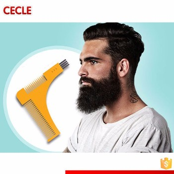 The Beard Bro-beard Comb Facial Hair Shaping Tool,H0tth Stainless Steel  Beard Comb For Sale - Buy Stainless Steel Beard Comb,The Beard Bro-beard  Comb
