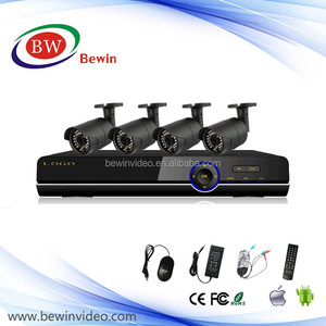 Top 10 Remote Monitor 2MP Network H.264 DVR 4CH Suveillace DVR System