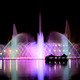 water feature outdoor sea floating music fountain dancing fountain project