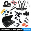 Camera Sj6000 Sj 5000 4000 Gopro Accessories Kit Go Pro Selfie Monopod Mount