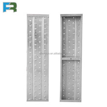 225mm 4m Scaffold Boards Galvanized Scaffolding Steel Plank