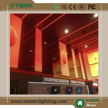 Vteam Ecodot Indoor Flexible Led Curtain Outdoor Soft Led Video ...
