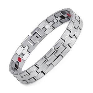 RainSo 1 Day Delivery New Energy Sports Magnetic Bracelet Health Jewelry Bangle